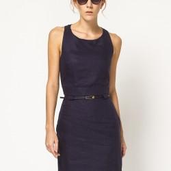 2014 Keten Elbise Modelleri
