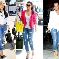 Açık Tonlarda Yeni Sezon Jean Modelleri