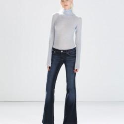 Bol Yeni Zara Jeans Modelleri