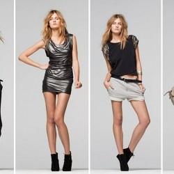 Kullanışlı Deri Detaylı Elbise Modelleri
