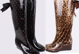 Kurdelalı 2014 Yağmurluk Bot ve Çizme Modelleri