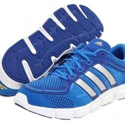 Mavi Adidas Yeni Sezon Koşu Ayakkabısı Modelleri