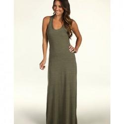 Penye Elbise 2015 Haki Rengi Giyim Modelleri