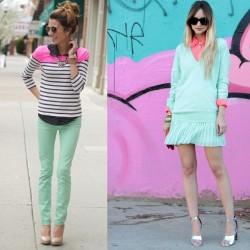 Trend Neon Pantolon Modelleri