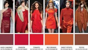Trend Sonbahar Kış Moda Renkler