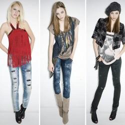 Yırtık Yeni Sezon Jean Modelleri