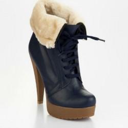 Yeni Sezon 2015 Kış Ayakkabı Modası