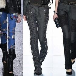 Zarif Yeni Sezon Jean Modelleri