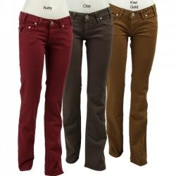 Şık Kadife Pantolon Modelleri