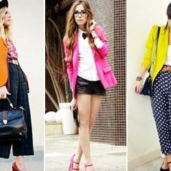 Şık Renkli Blazer Ceket Modelleri