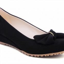 Babet Süet Bayan Ayakkabısı Modelleri