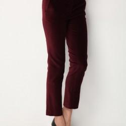 Kadife Pantolon Modeli