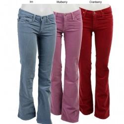 Kadife Pantolon Modelleri