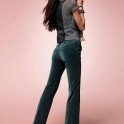 Kullanışlı Kadife Pantolon Modelleri