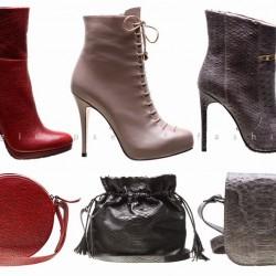 Zarif İnci Deri Ayakkabı Modelleri