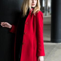 Kırmızı Kaban adL Yeni Sezon Modelleri