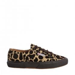Leopar Desenli Superga Bayan Ayakkabı Modelleri