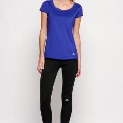 Siyah Tayt Adidas Spor Giyim