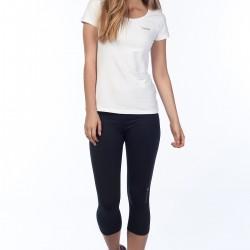 Siyah Tayt Reebok Spor Giyim Modelleri