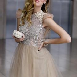 Şık Yeni Sezon Mezuniyet Elbise Modelleri