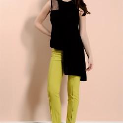 Siyah Adil Işık Bluz Modelleri