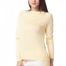 Açık Sarı Olgun Orkun Yeni Sezon Bluz Modelleri