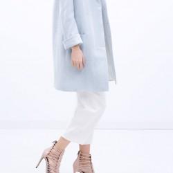 Kaliteli Zara 2015 Sandalet Modelleri