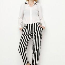 Çizgili Pantolon Perspective 2015 Modelleri