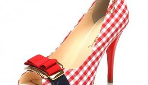 Kırmızı Pierre Cardin 2015 Ayakkabı Modelleri