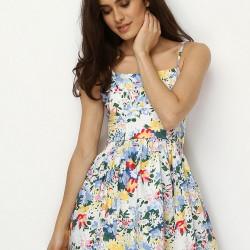 Çiçekli Colin's Yazlık Elbise Modelleri