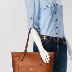 Kahverengi Guess Çanta Modelleri