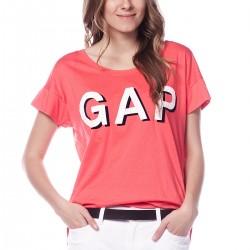 Mercan Rengi GAP 2015 T-shirt Modelleri