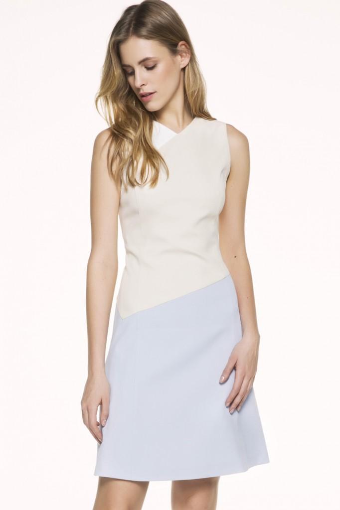 Sıfır Kol İpekyol 2015 Elbise Modelleri