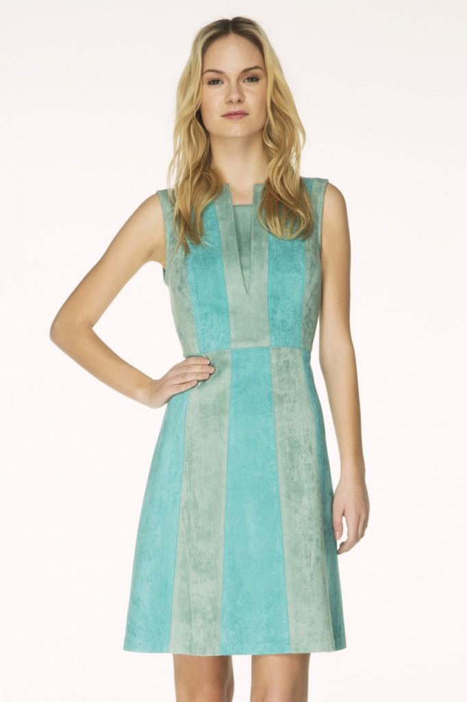 Su Yeşili İpekyol 2015 Elbise Modelleri