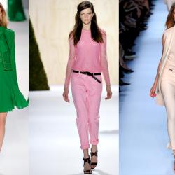 Trend Ten Rengine Göre Kıyafet Seçimi