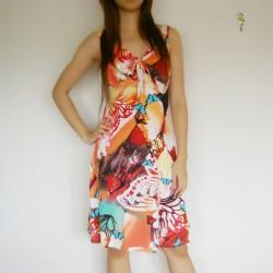 Rengarenk Trend Elbise Modelleri 2015