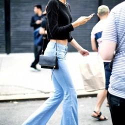 Flare Pantolon Modelleri 2015