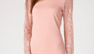 Güpürlü DeFacto Elbise Modeli