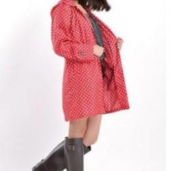 Yeni Sezon Çok Zarif Bayan Yağmurluk Modelleri
