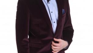Patırtı Giyim Kadife Erkek Blazer Ceket Modelleri