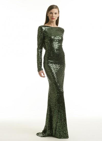 Parlak ve İddialı Vakko Elbise Modelleri 2016