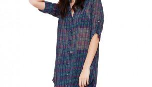 Uzun Bayan Gömlek Modelleri 2016