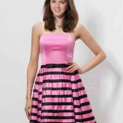 Yazlık Straplez Elbise Modelleri 2016