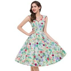Yeni Sezon En Güzel Vintage Elbise Modelleri
