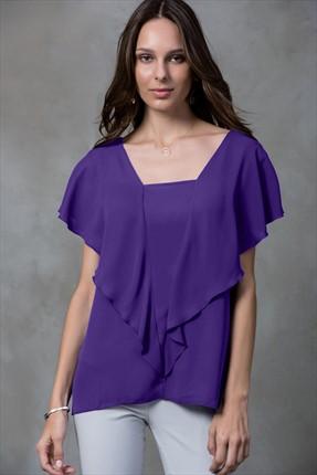 En Hoş Abiye Bluz Modeli