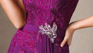Elbise Modasında Öne Çıkan Marka Olan Pronovias Güpürlü Elbise Modelleri 2017