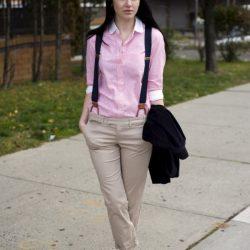 Sokak Modasının Vazgeçilmezlerinden Bayan Askılı Pantolon Modelleri